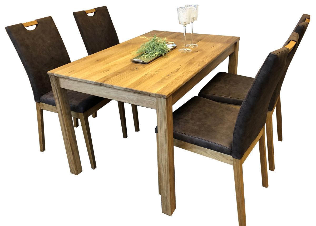 Tischgruppe Pino