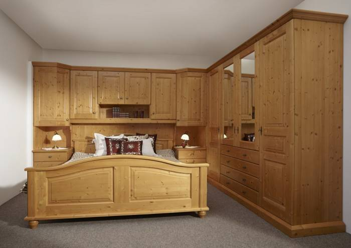 Schlafzimmer Maria Luggau