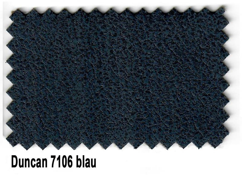 Duncan 7106 blau