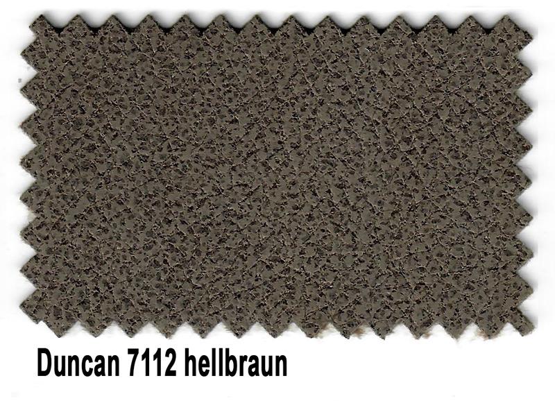 Duncan 7112 hellbraun