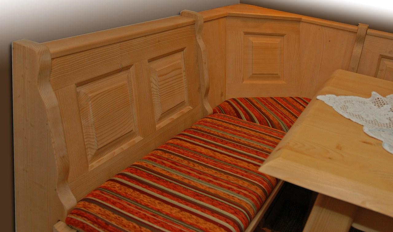 Sitzpolster für Eckbank Scheidegg