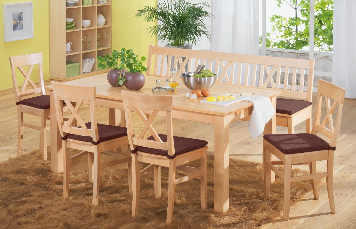 Sitzpolster für Tischgruppe Klagenfurt